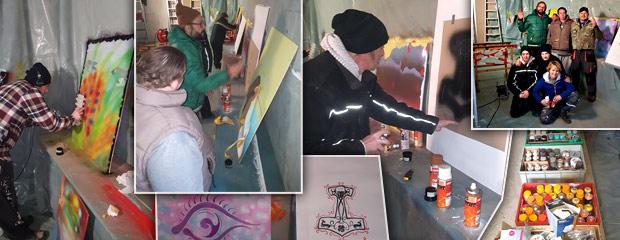 Graffitikurs